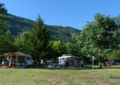 Camping emplacement