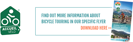 Download bicycle touring flyer