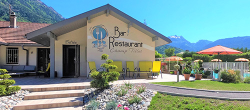Restaurant Le Champ Tillet